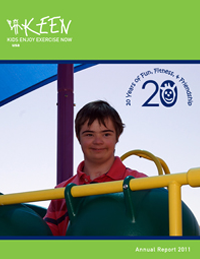 KEEN USA Annual Report