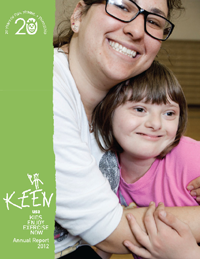 KEEN USA Annual Report 2012