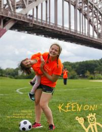 KEEN USA Annual Report 2015