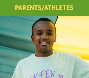 Parent/Athlete Information - KEEN volunteer